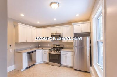Somerville Apartment for rent 4 Bedrooms 1 Bath  Davis Square - $3,450